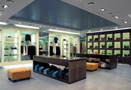 Внешний Вид - Оформление Торгового Зала Магазина