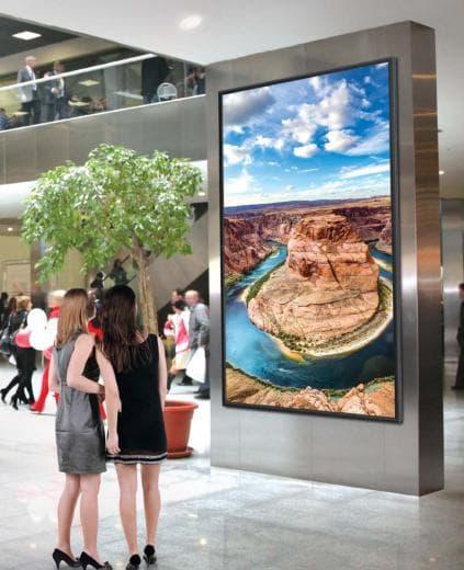 Внешний Вид - Размещение Indoor Рекламы