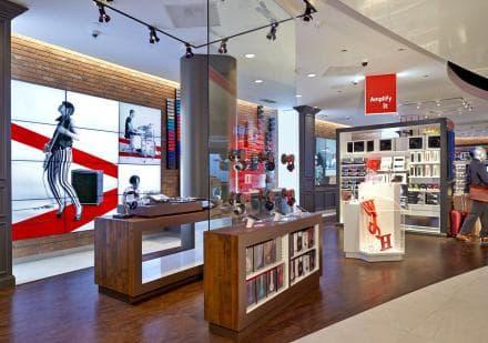 Внешний Вид - Indoor Реклама В Торговых Центрах