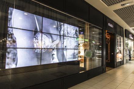 Фотография - Реклама В Торговых Центрах