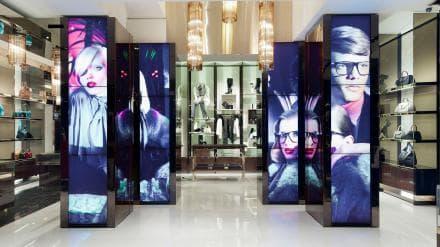 Фото - Реклама На Мониторах В Торговых Центрах