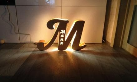 Фото - Светодиодные Буквы