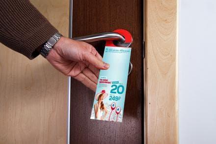 Фотография - Табличка На Ручку Двери